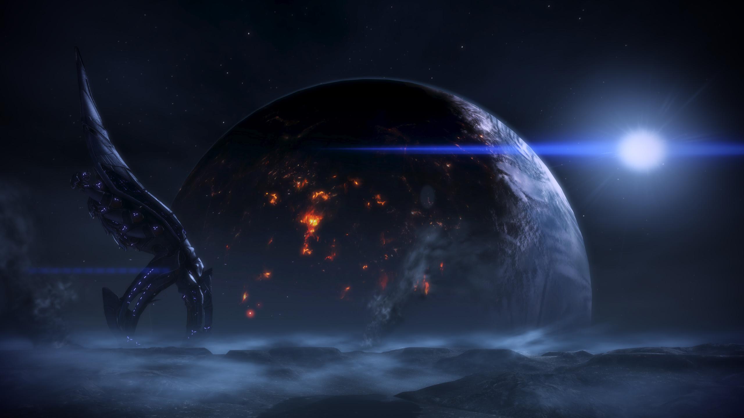 Mass Effect Reaper Wallpaper 79 Images