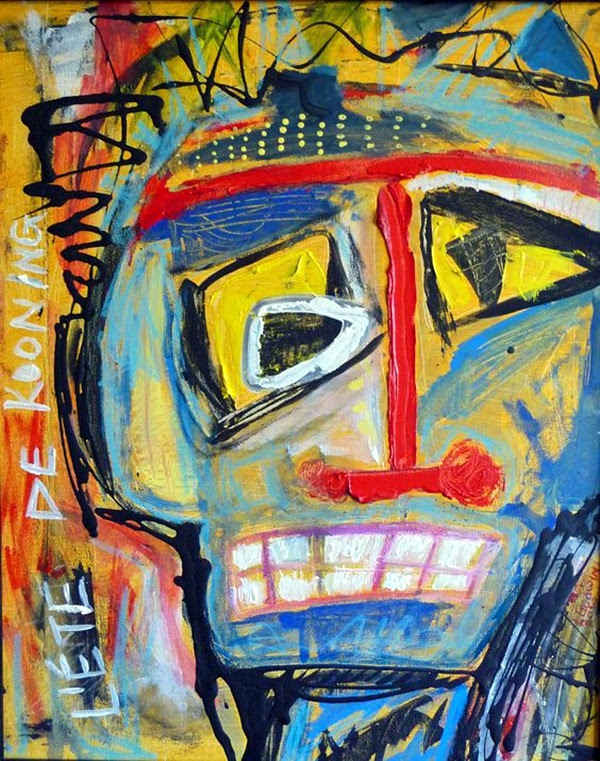 Beautiful Examples of Abstract Expressionism Art Works (5)