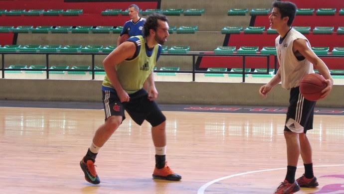 Time de basquete segue preparação para o Mundial
