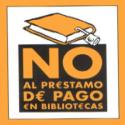 Plataforma Contra el Préstamo de Pago en Bibliotecas