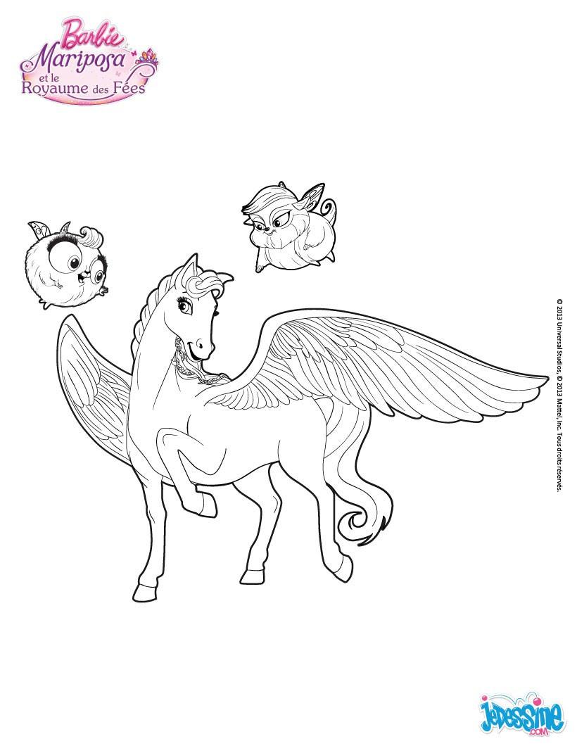 Catania und Mariposa überlappung Sylvie Sylvie geflügelte Pferd Mariposa
