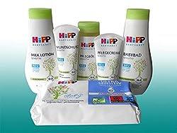 Pflegeprodukte von HIPP