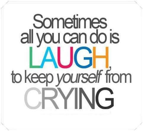 Sometimes All You Can Do Is Laugh Pictures Photos And Images For