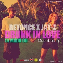 lirik Beyonce - Drunk in Love