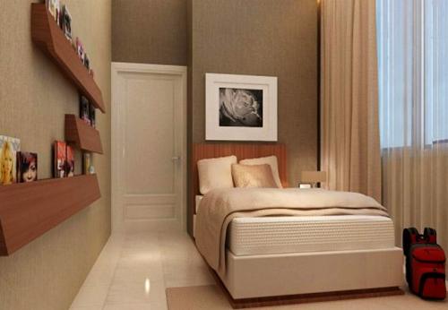 6 Cara Menata Kamar Tidur Sempit Agar Terlihat Luas ...