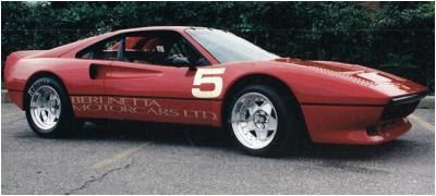 Berlinetta Motors Ferrari 288 GTO Replica