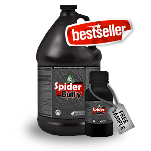 Spider Bully 1 Gallon + Complimentary Sample