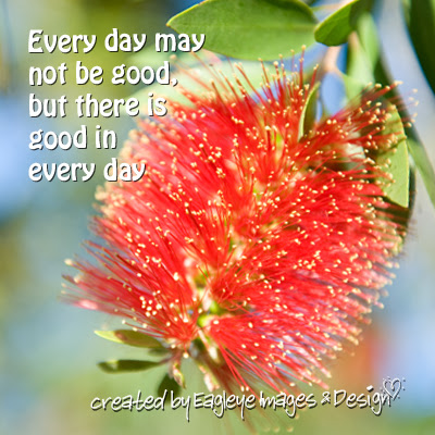 Every Day May Not Be Good But There Is Good In Every Day Nature