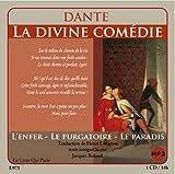 La Divine Comedie 1 CD MP3 par Dante Alighieri