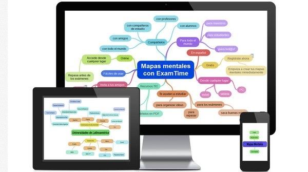Lista de 8 sitios web para crear mapas mentales