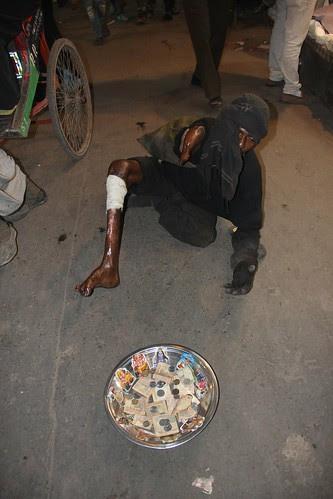 Lonliest Man On Earth Lives In Delhi by firoze shakir photographerno1