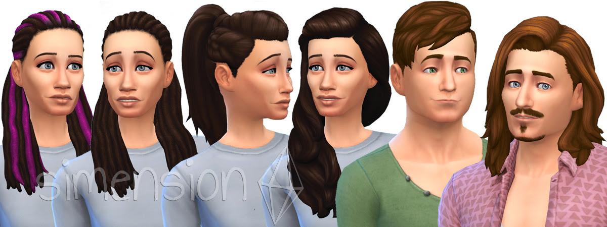 Die Sims 4 Heimkino Accessoires Simension