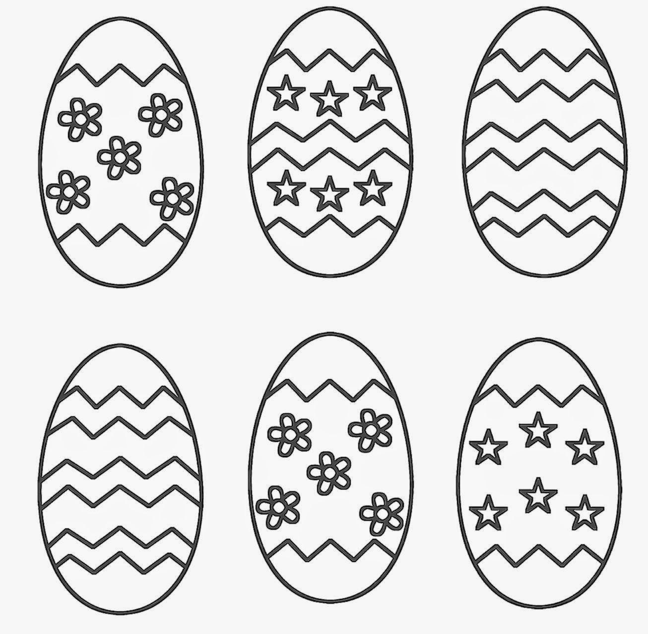 Hard Easter Coloring Pages - Coloring Home