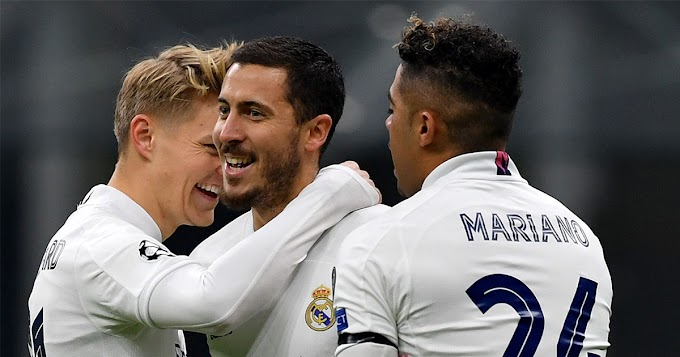 Real Madrid record first-ever win in city of Milan