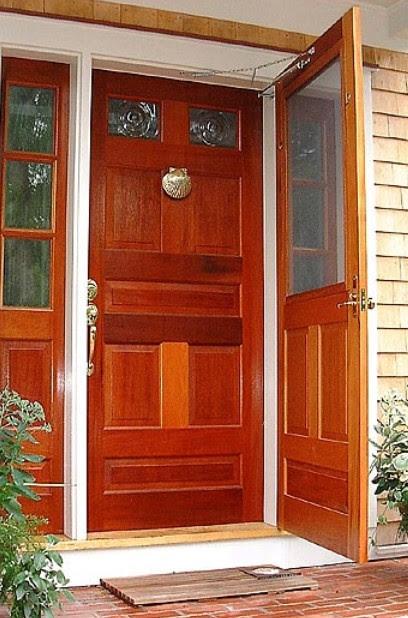 17 Kombinasi Warna Pintu Rumah Minimalis Terbaru RUMAH