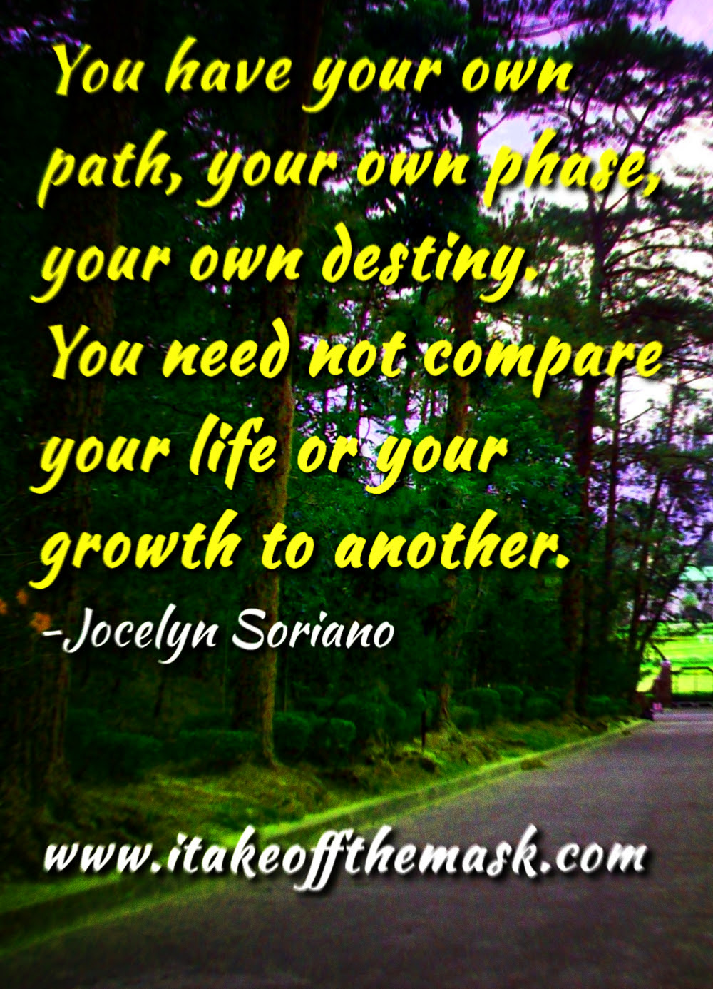 Growth Path Quotes