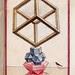 027-Geometrische und perspektivische Zeichnungen-Siglo XVI