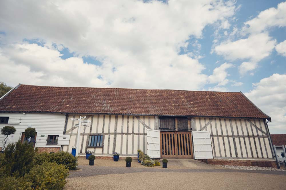 Wingfield Barns Norfolk
