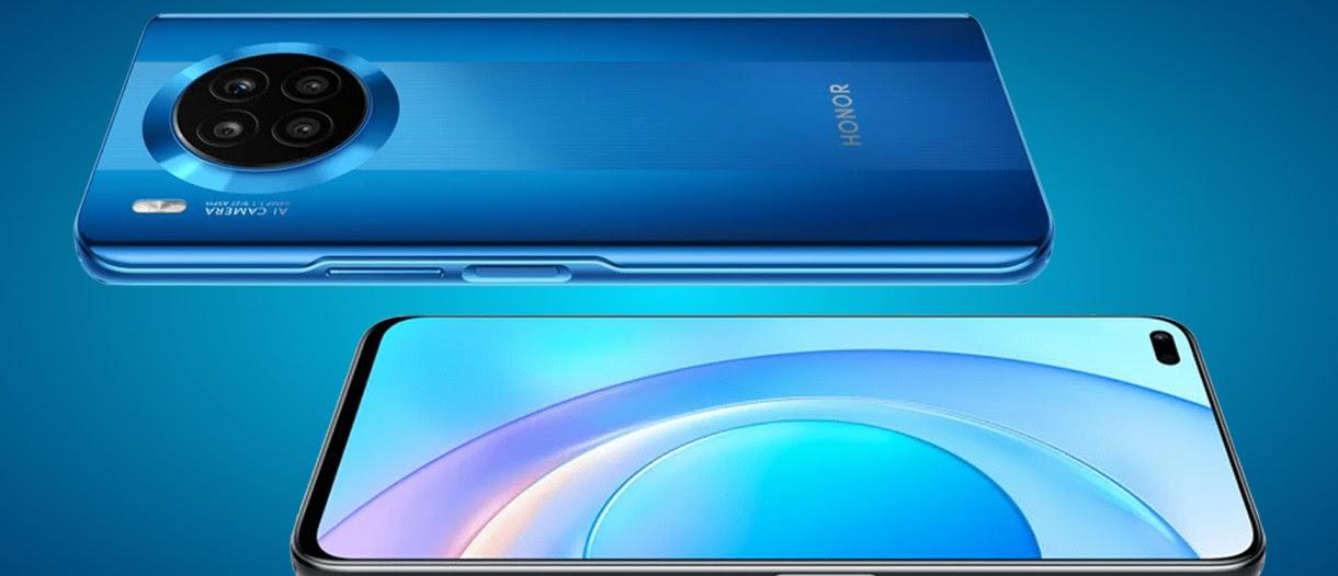 Honor 50 Lite coming to Europe, looks just like Huawei's nova 8i - GSMArena.com news