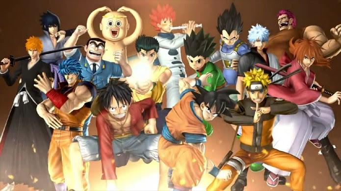 J-Stars Victory VS+ trará 40 personagens de séries famosas dos animes e mangás (Foto: Reprodução/YouTube)