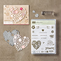 Éclosion D'amour Photopolymer Bundle (French)