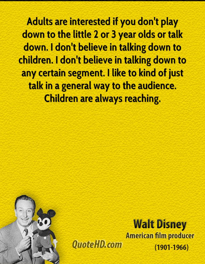 Walt Disney Quotes Quotehd
