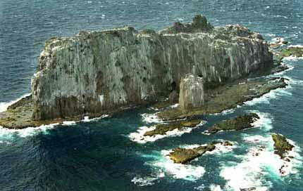 TAISHO JIMA, ISLAND,