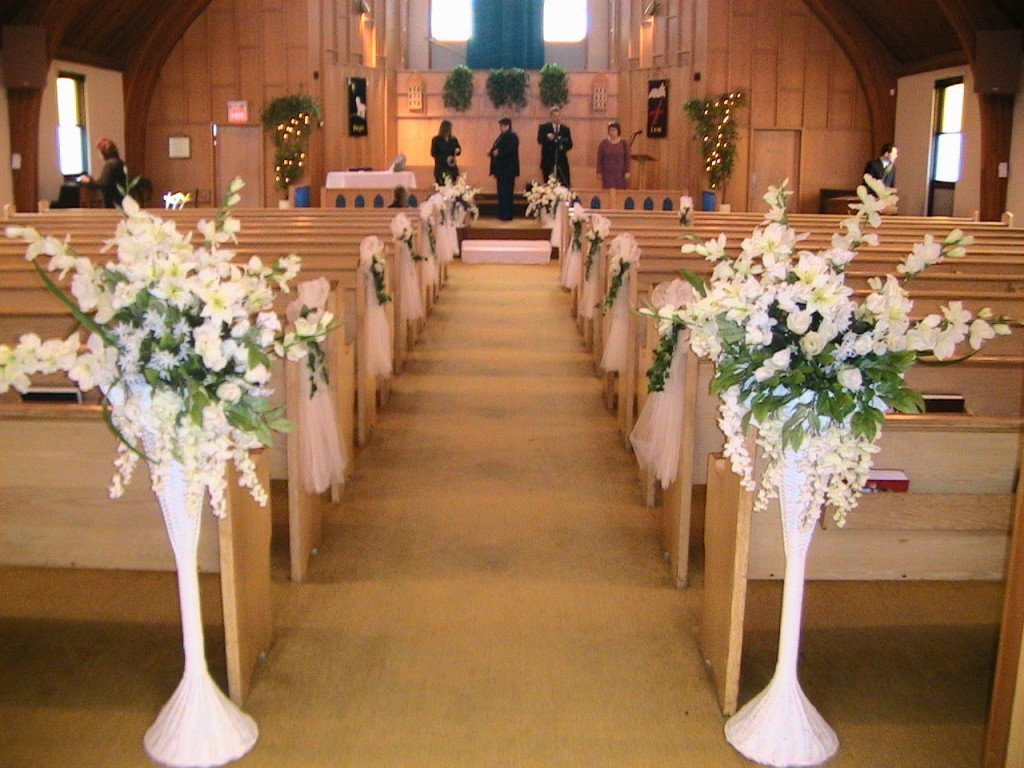 Getting It Right With Church Wedding Decorations Wedding And