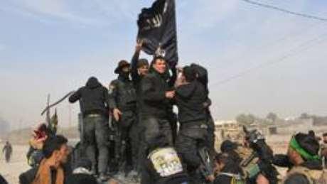 Grupo extremista controla áreas no Iraque e na Síria Foto: BBC Mundo / Copyright