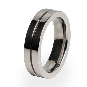 Mojo  Womens Titanium Wedding Ring   Titanium Rings