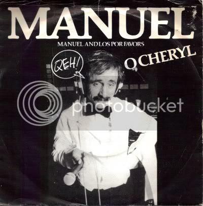 Manuel And The Por Favors - Cheryl