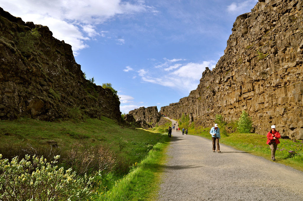 A Dorsal Meso-Atlântica na Islândia 03