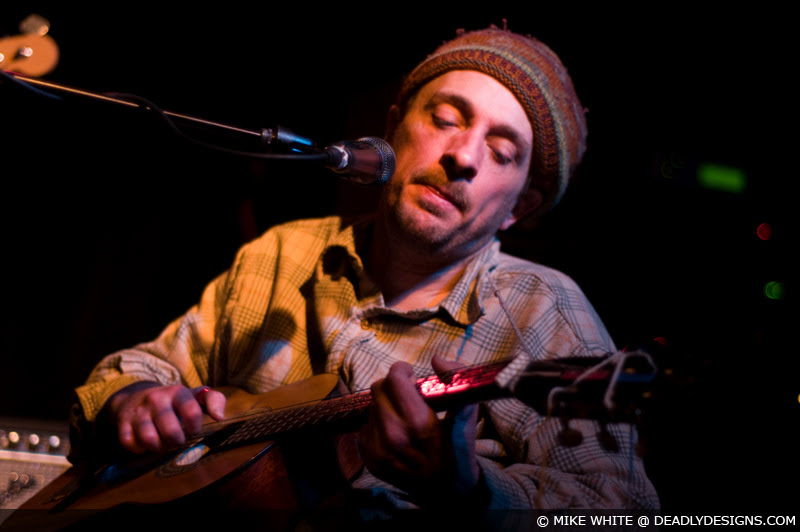 Vic Chesnutt by Mike White