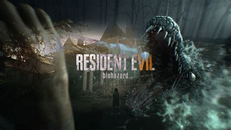 Free Resident Evil 7 ChromeBook Wallpaper Ready For Download