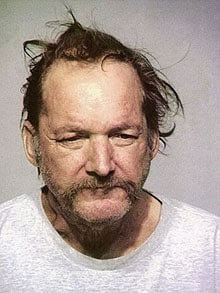 Keith Walendowski told plice he shot his lawnmower because it was not working