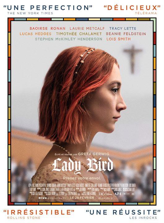 Affiche du film Lady Bird  Affiche 1 sur 1  AlloCiné