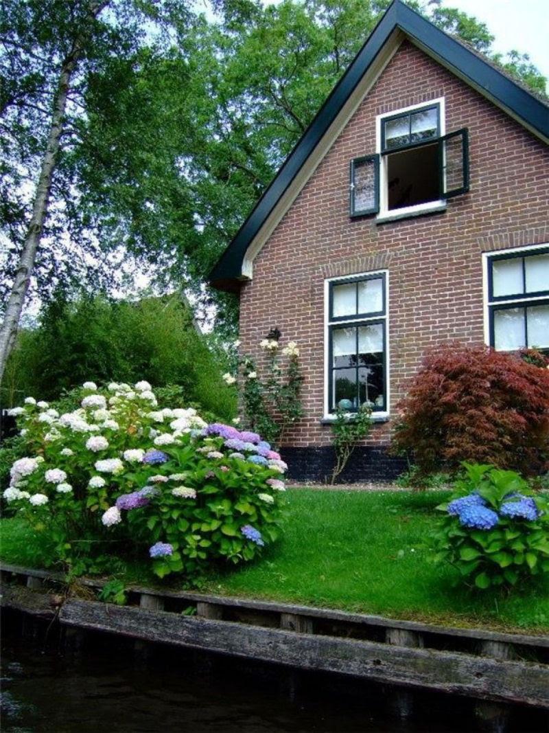 Giethoorn, a Veneza rural da Holanda 29