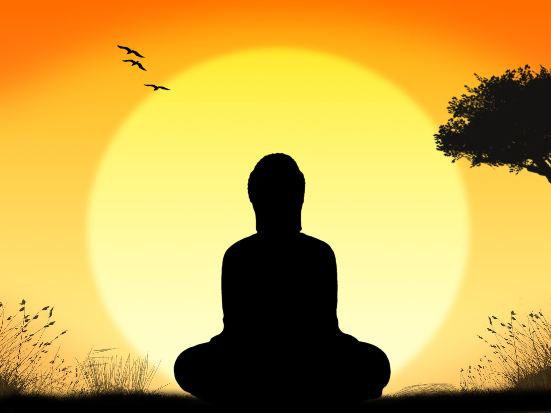 Power of Meditation in Controlling Stress