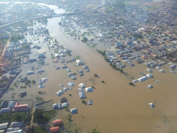 Flooding: It's Time Buhari Takes A Cue From Trump