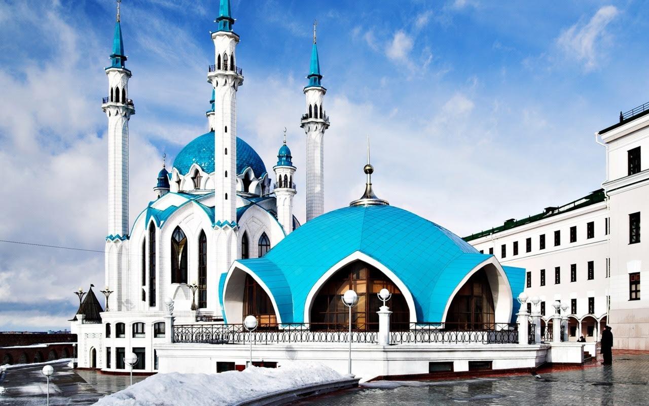 wisata religi rusia