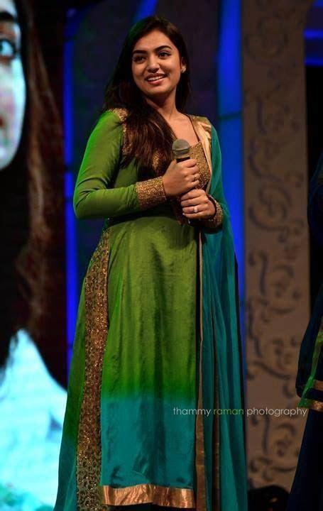 Nazriya Nazim in Salwar   Nazriya Nazim in 2019   Nazriya