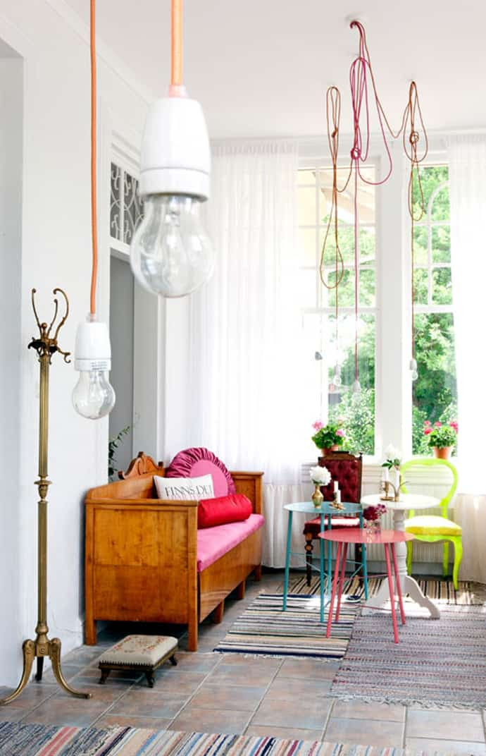 25 Fantastically Retro and Vintage Home Decorations