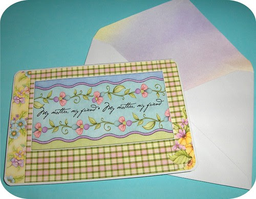 mothers day cards to make in school. Mothers Day Card