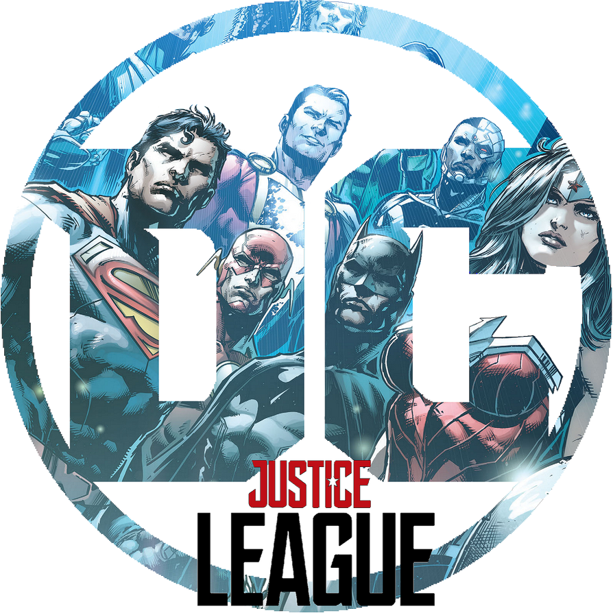 DC Logo for Justice League | Ver. 4 by piebytwo on DeviantArt