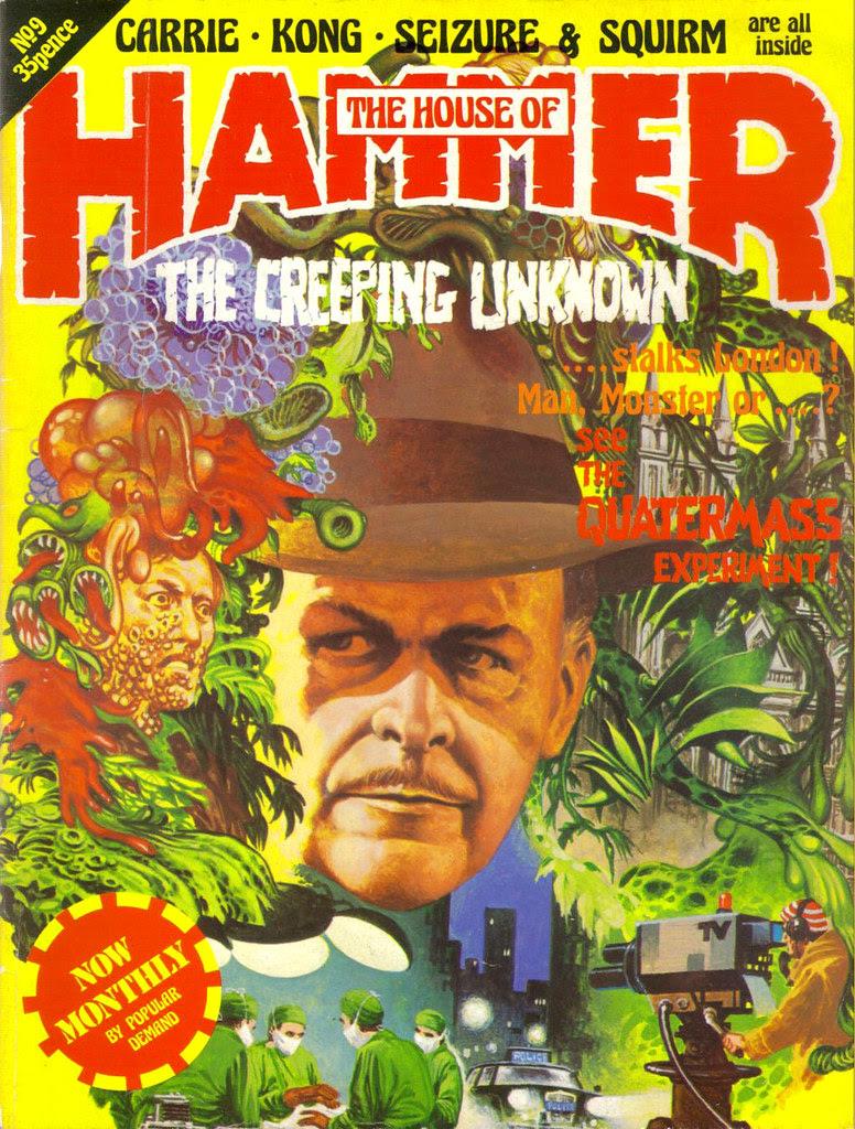 House Of Hammer Magazine - Issue 9 (1978)