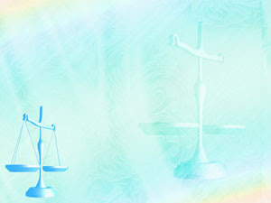 Scales Of Justice 42 Legal Powerpoint Templates