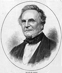 Biografi Charles Babbage | Penemu Komputer