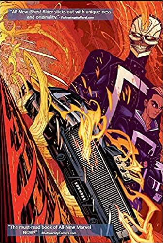 All New Ghost Rider Comic
