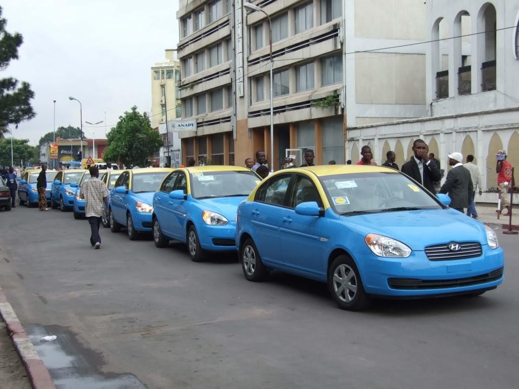 «Taxis » à hauts risques à Gombe