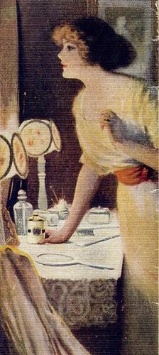 Ilustração Portugueza, No. 547, August 14 1916 - back cover a